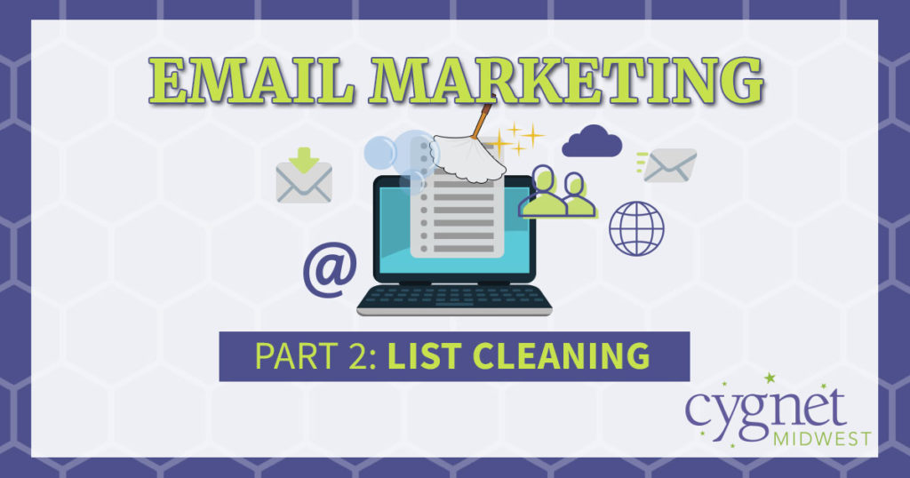 Email Marketing - Part 2 - List Cleaning